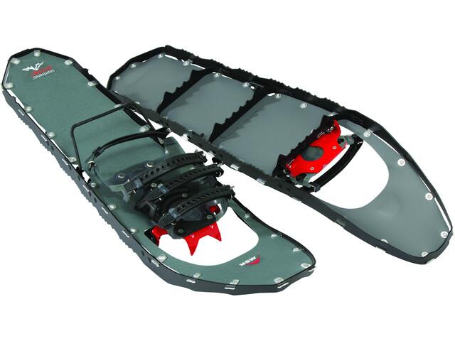 MSR Lightning Ascent 30 Raquetas de nieve de aluminio Hombre, black